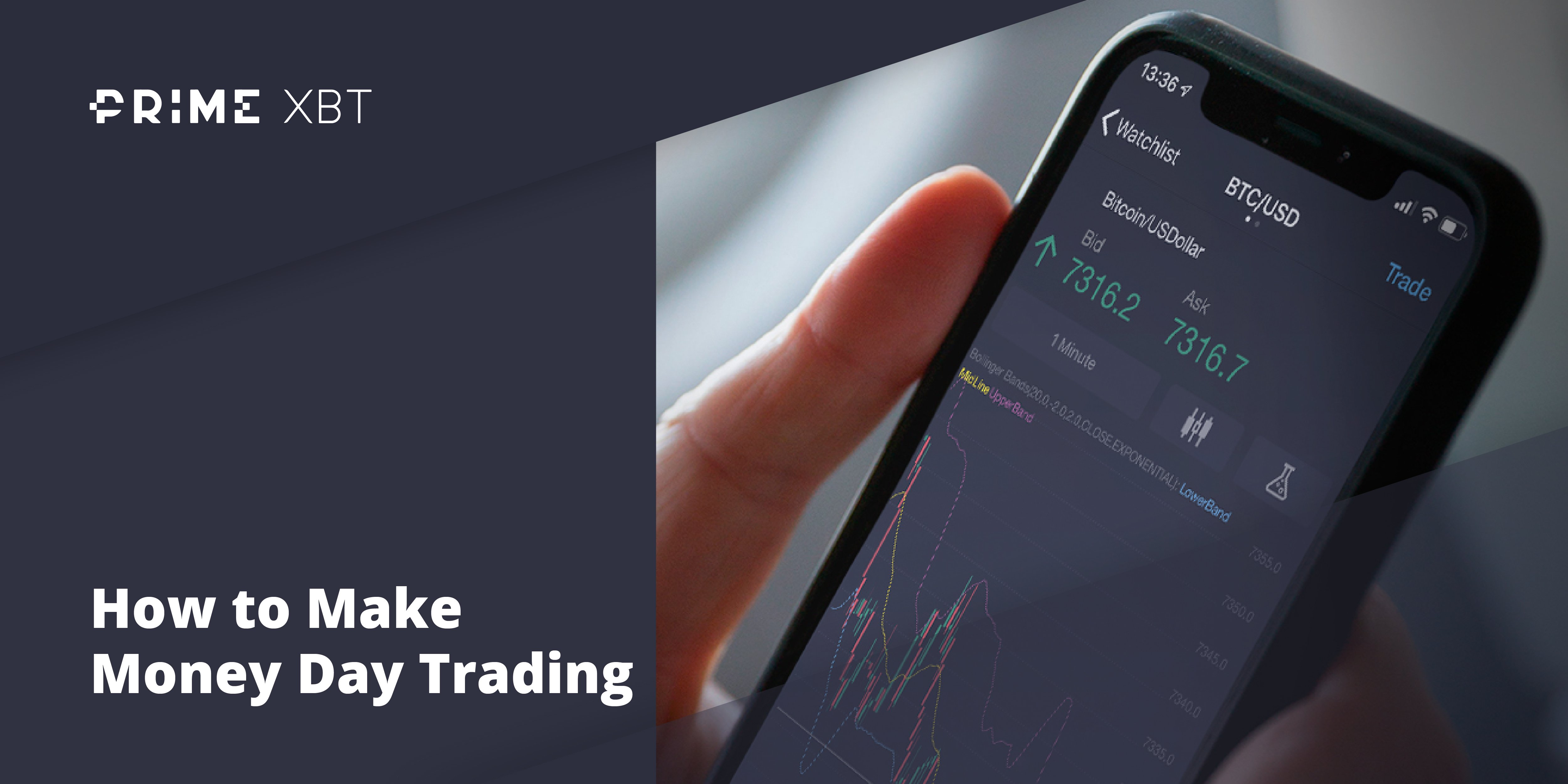 How to Make Money Day Trading - day trading