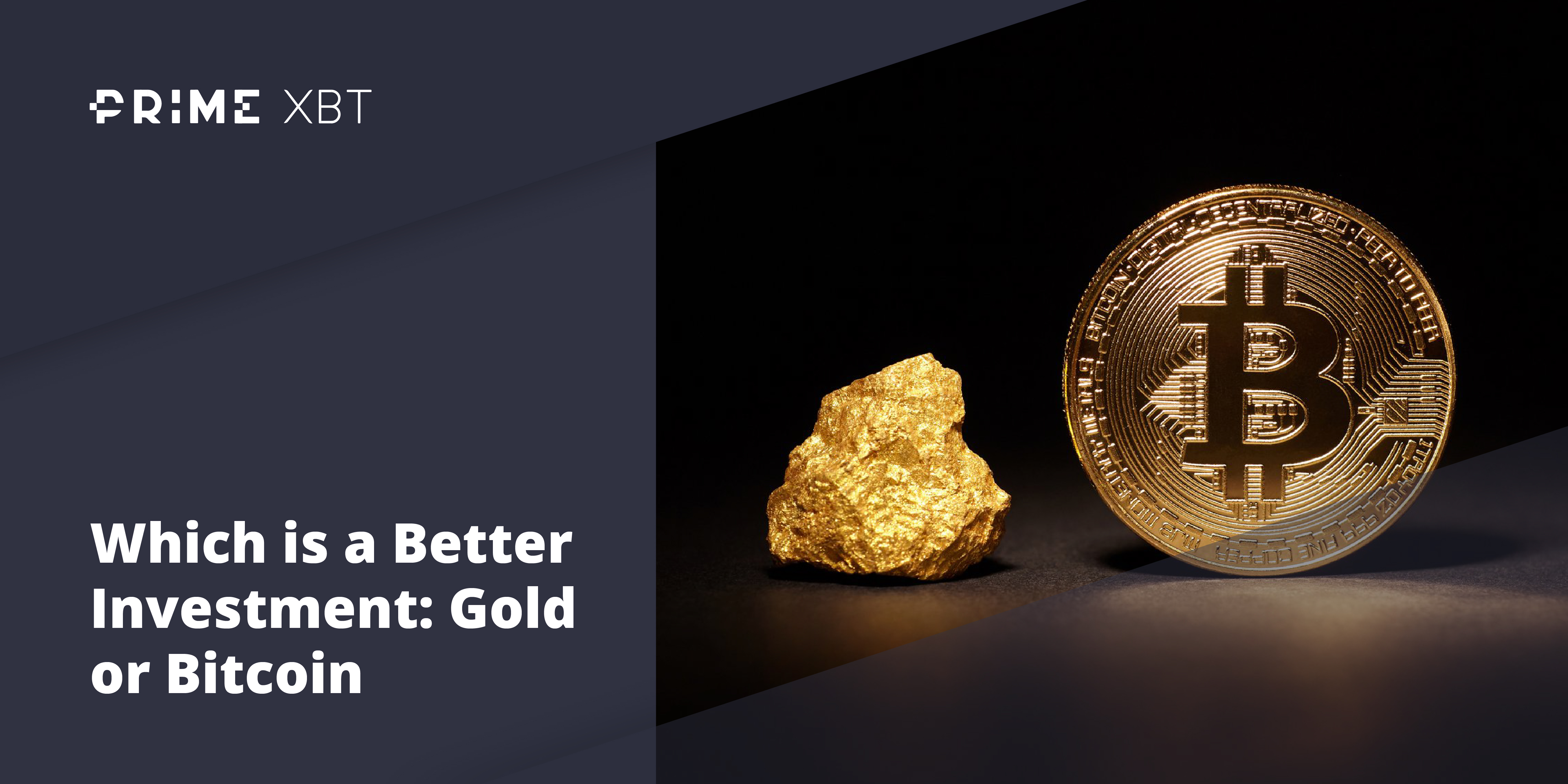 Which is a Better Investment: Gold or Bitcoin - gold vs bitcoin