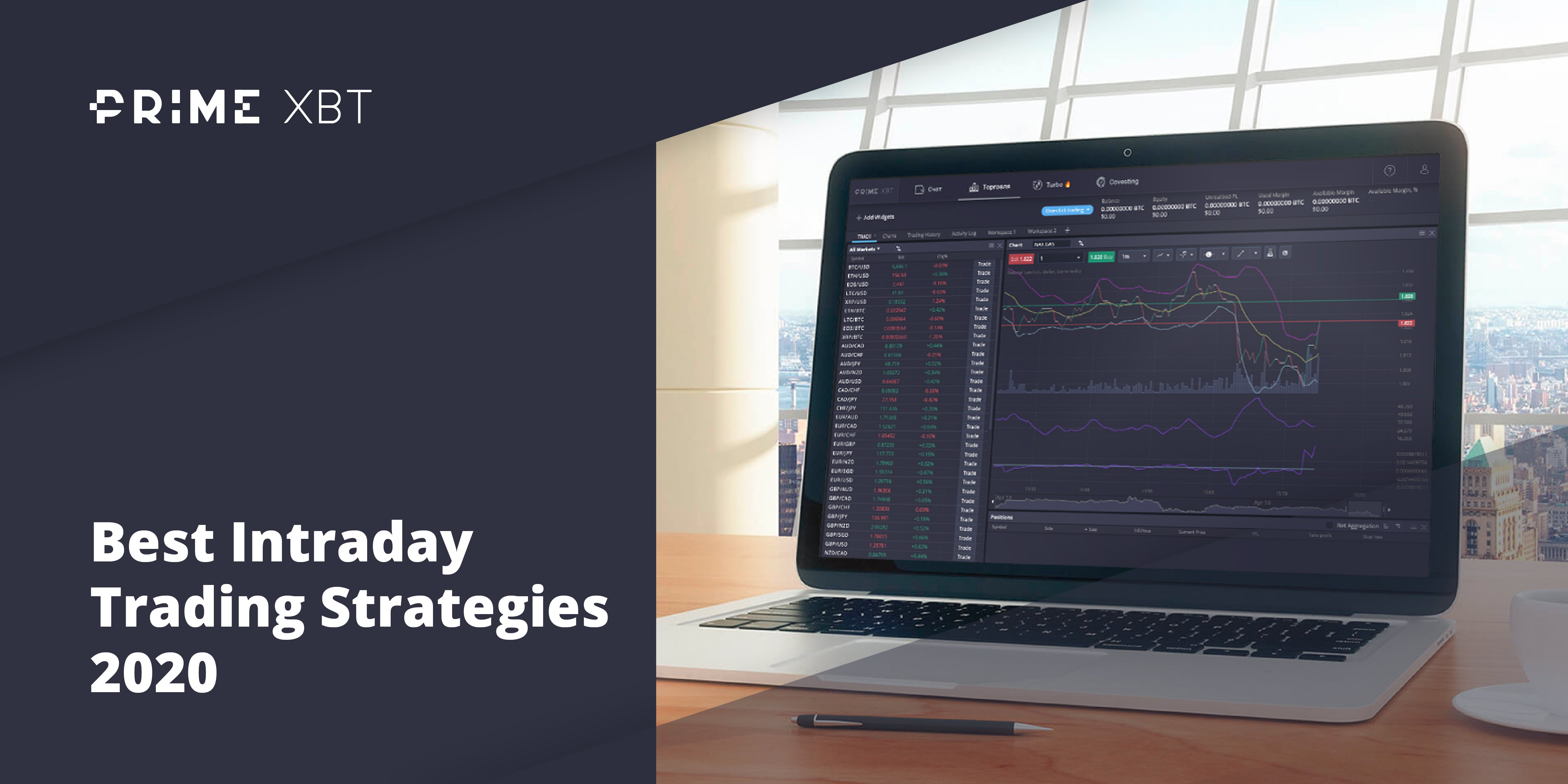 Best Intraday Trading Strategies 2020 - day trading 1
