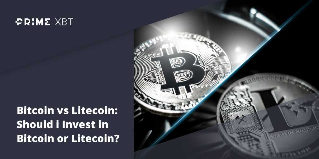 Bitcoin Versus Litecoin: Comparing Digital Gold and Silver Side-By-Side - Blog Primexbt 16 11 2
