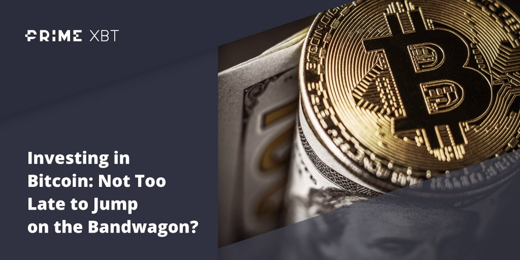 Investing in Bitcoin: Not Too Late to Jump on the Bandwagon? - Blog Primexbt 24 12 1