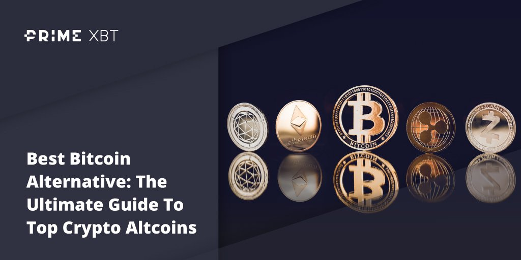 Best Bitcoin Alternative: The Ultimate Guide To Top Crypto Altcoins - Blog Primexbt 18 02
