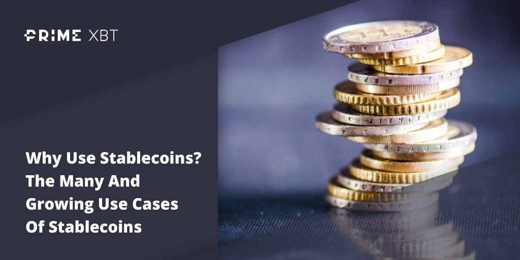 What Are Stablecoins? The Crypto Market Solution For Sending Stable Payments - Blog Primexbt 13 03