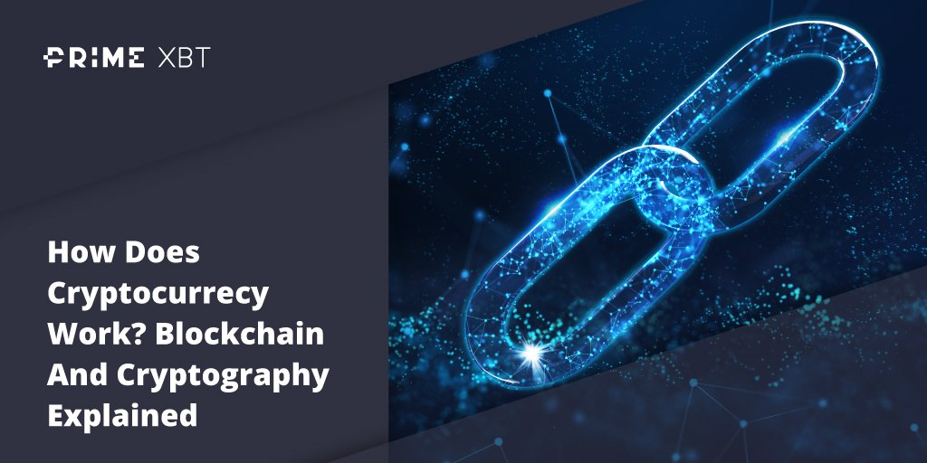 How Does Cryptocurrecy Work? Blockchain And Cryptography Explained - Blog Primexbt xbt 28 04 3