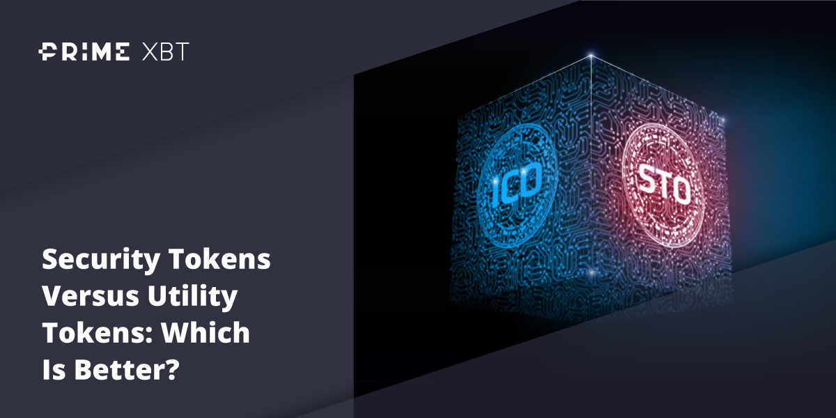 Security Tokens Versus Utility Tokens: Which Is Better? - Blog primexbt iso sto