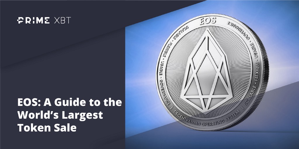 EOS: A Guide to the World's Largest Token Sale