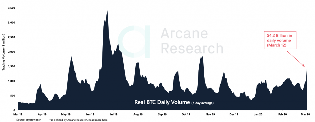 Cryptocurrency Market Report: Bitcoin Bloodbath and Coronavirus Crypto Collapse