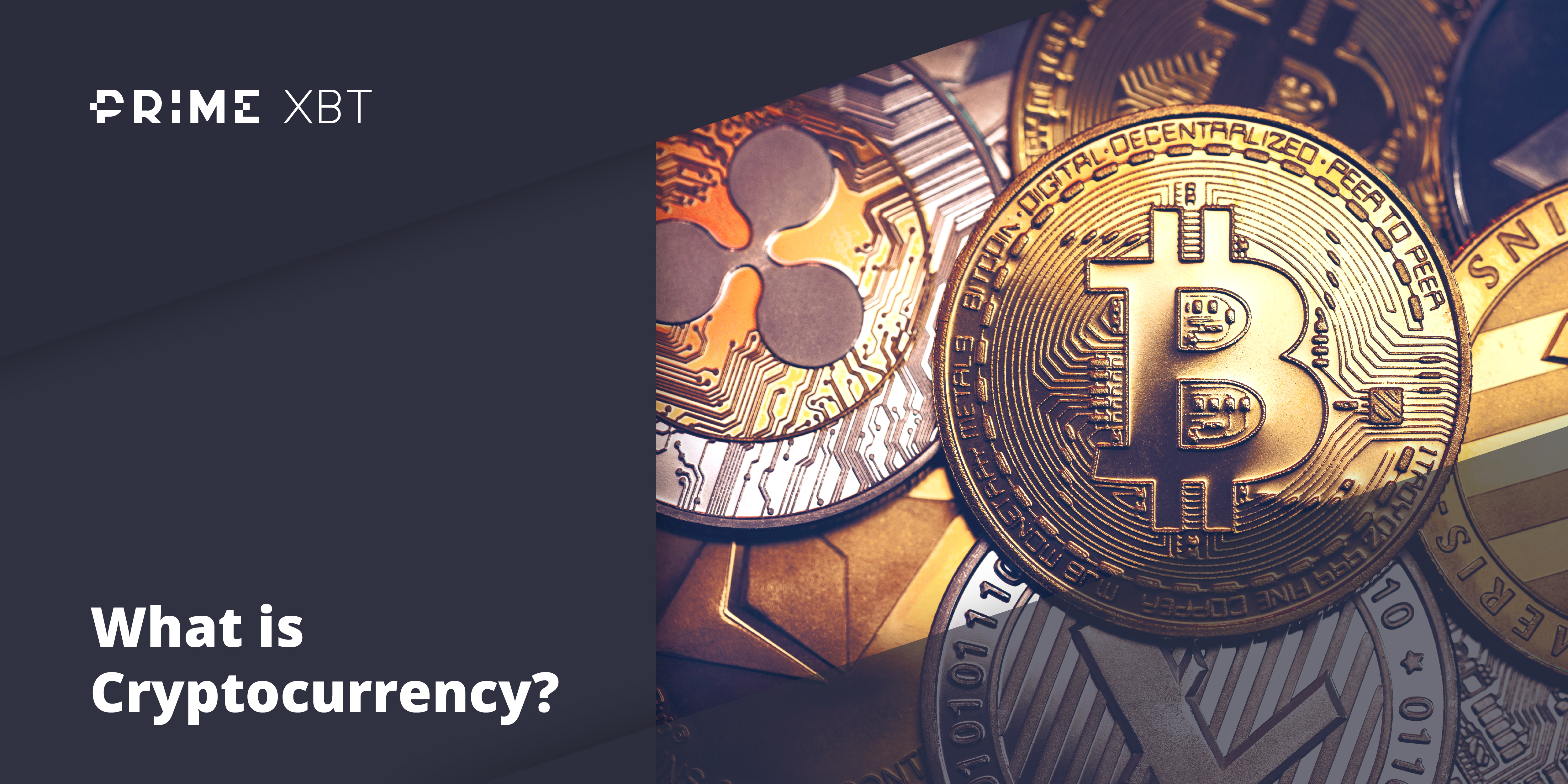 What is Cryptocurrency? Introduction To The Emerging Financial Asset Class - blog primexbt crypto