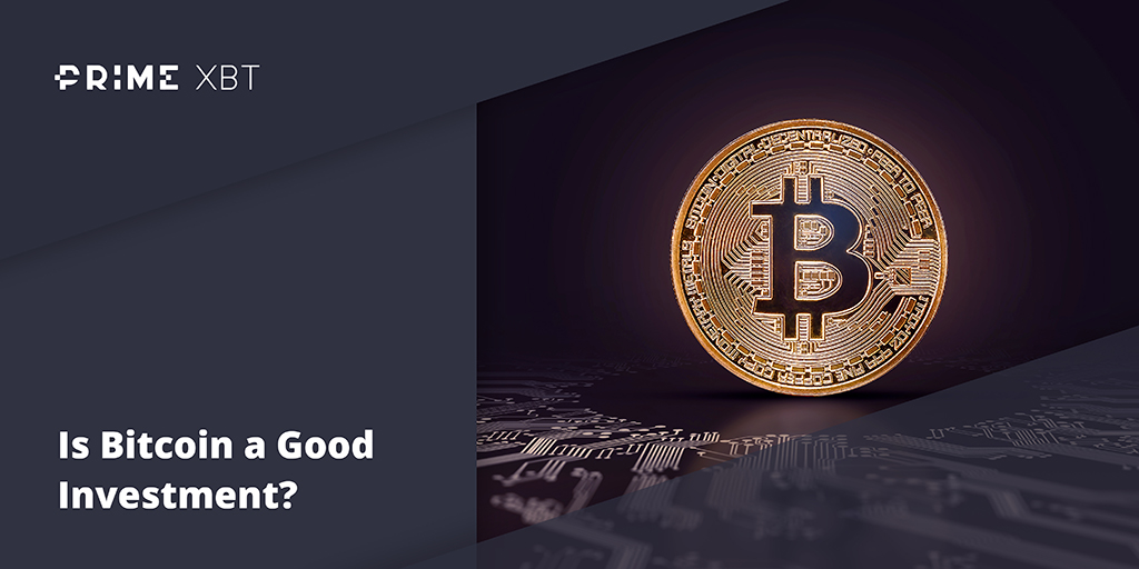 blog primexbt bitcoin 9 09 - Is Bitcoin A Good Investment?