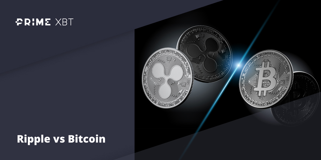 blog primexbt ripple bitcoin - Ripple Versus Bitcoin: Which Cryptocurrency Makes The Better Trade Or Investment Opportunity?
