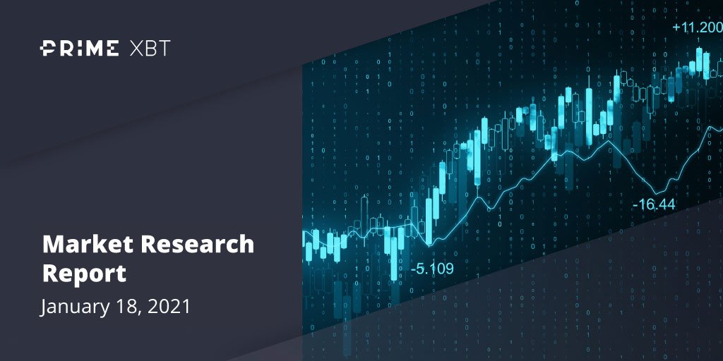 market research 18 jan - Market Research Report: BTC Undecided, DeFi Sends Altcoin Surging, Stocks Closed Lower Despite Biden's Stimulus