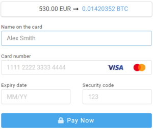 PrimeXBT Partners With Coinify To Make Buying Bitcoin Even Easier - Coinify 5 card info 300x253