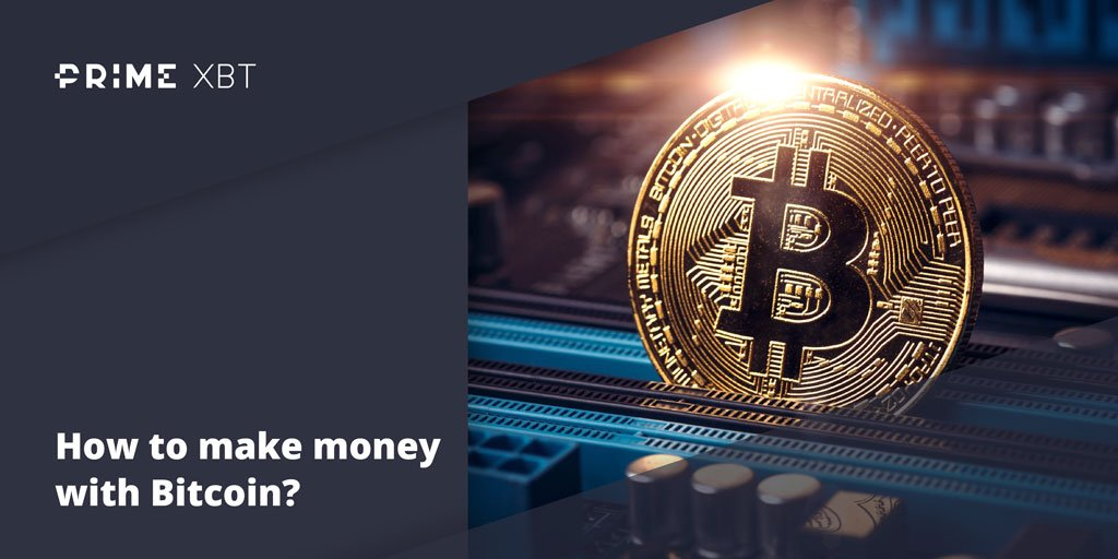 Guide: How To Make Money With Bitcoin In 2021 - Blog Primexbt bitcoin 1024x512
